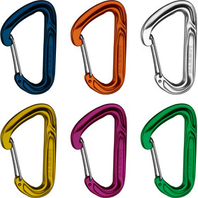 Mammut Wall Light Sixpack Karabijnhaak Wire Gate